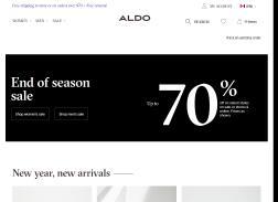 Aldo Shoes Canada