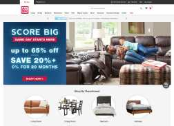 Ashley Furniture Homestore Coupon Codes Discounts And Sales For