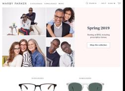 Warby Parker Canada