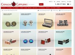 Canada Cufflinks