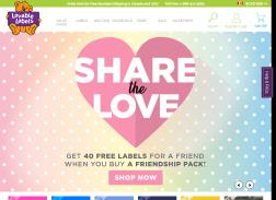 Past Mabel's Labels Coupon Codes