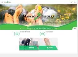 Massaging Insoles Canada