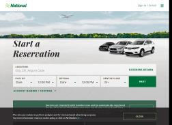 National Car Rental Canada