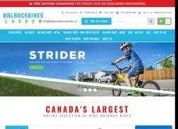 Balance Bikes Canada