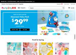 Party City Canada Coupon Codes, Discounts, and Sales for July 2019
