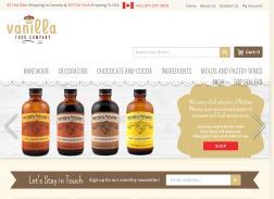 Vanilla Food Company Canada